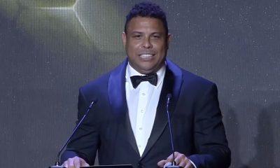Ronaldo Luís Nazário de Lima haluaa Vinícius Júniorista lainasopimuksen.