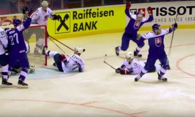 Slovakia-Kanada. Isäntäjoukkue Slovakia pääsee otteluun paineettomassa tilassa - ja sehän joukkueelle sopii.