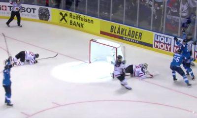Suomi yllätti Kanadan MM-kisojen 2019 avauspelissään numeroin 3-1.