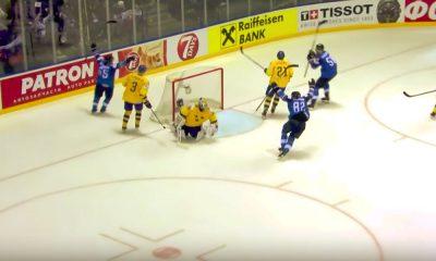 Suomi-parka vai olisiko sittenkin Ruotsi-parka? Leijonat kaatoi Tre Kronorin MM-puolivälierässä, jatkoajalla.