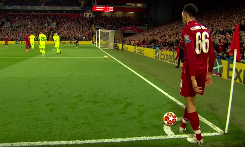 Pallopoika ratkaisi Liverpoolin Mestarien liigan finaalipaikan tai oli vähintäänkin hyvin ratkaisevassa roolissa ratkaisumaalin osalta.