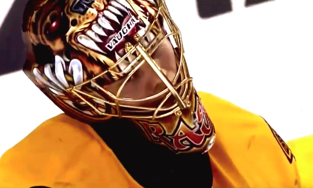 Boston Bruinsin Tuukka Rask on juuri nyt maailman paras maalivahti - siitä ei ole kahta sanaa.