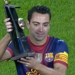 Barcelona-legenda Xavi siirtyy eläkkeelle.