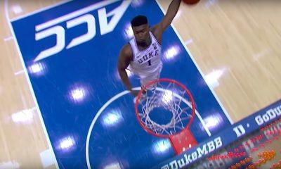 New Orleans pääsee varaamaan LeBroniin verratun Zion Williamsonin, seuran voitettua NBA Draft Lotteryn.