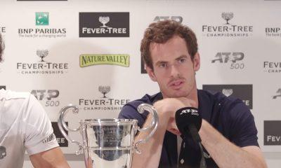 Andy Murrayn paluu kilpakentille alkoi erinomaisesti - voitti nelinpeli parinsa kanssa LontoonQueen's Club ATP-turnauksen.