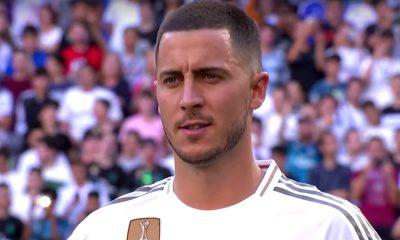 Eden Hazard kysyi Luka Modricilta numero 10-paitaa. Real Madridin kroaatihyökkääjä vastasi belgialaiselle nopeasti ja selkeästi.