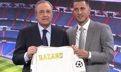 Hazardista Real Madridin seuraava nro 7?