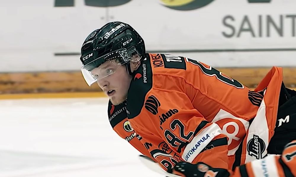 Eetu Tuulola tulokassopimukseen Calgary Flamesin kanssa. Asiasta ilmoitti NHL-toimittaja Brennan Klakomalla Twitter-tilillään.