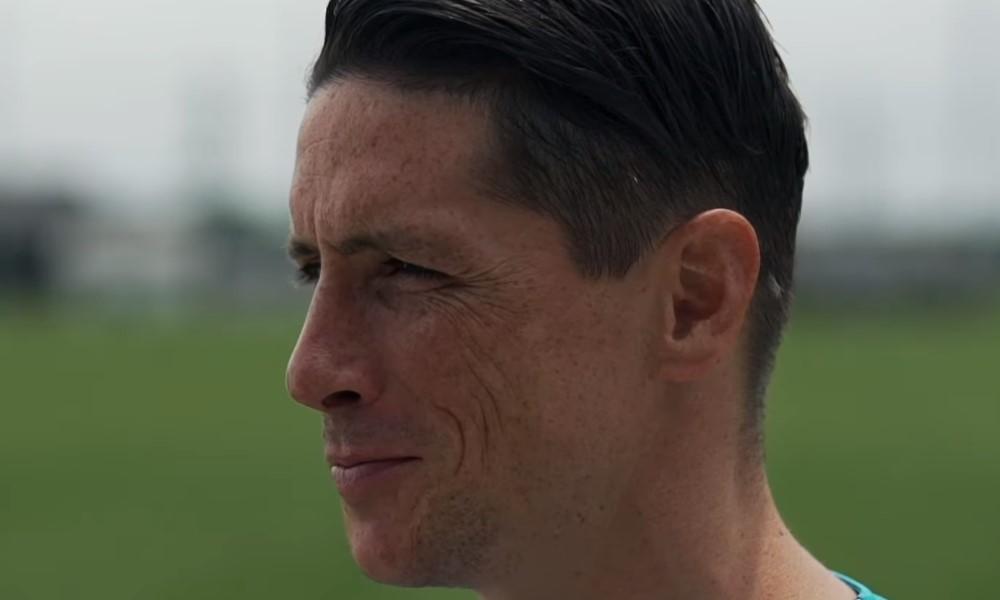 Fernando Torres puhui uransa huippuhetkistä.
