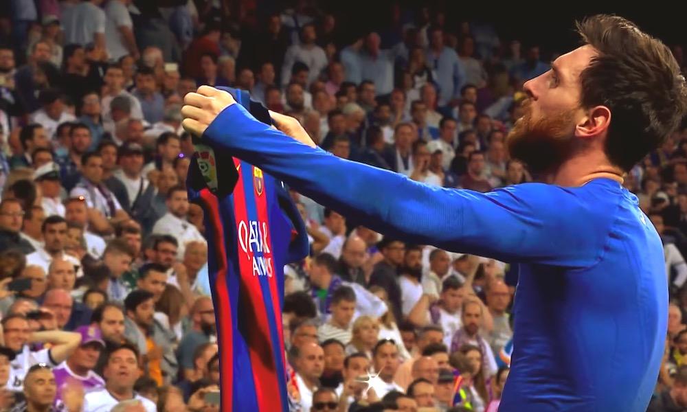 Lionel Messi on maailman parhaiten palkattu urheilija; ylipäätään jalkapalloilijat tekivät historiaa nappaamalla ensimmäistä kertaa kaikki kolme kärkisijaa!