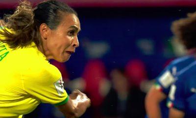 Marta ohitti Miroslav Klosen ja nousi jalkapallohistorian kaikkien aikojen maalintekijäksi MM-kisoissa!