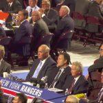 NY Rangersin johtoporras harjoitteli Kakon nimen lausumista juuri ennen h-hetkeä eli suomalaislaiturin varaamista.