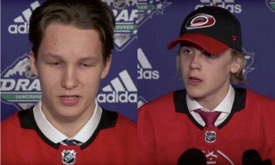 Carolinasta löytyy nyt huimat 12 suomalaispelaajaa: NHL Draftissa 2019 Carolina Hurricanes varasi kolme suomalaista.