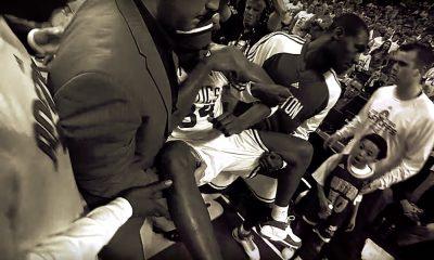 Paul Pierce myönsi viimein pyörätuolikyytinsä syyn: hän jätti NBA-finaalin kesken paskahädän vuoksi.