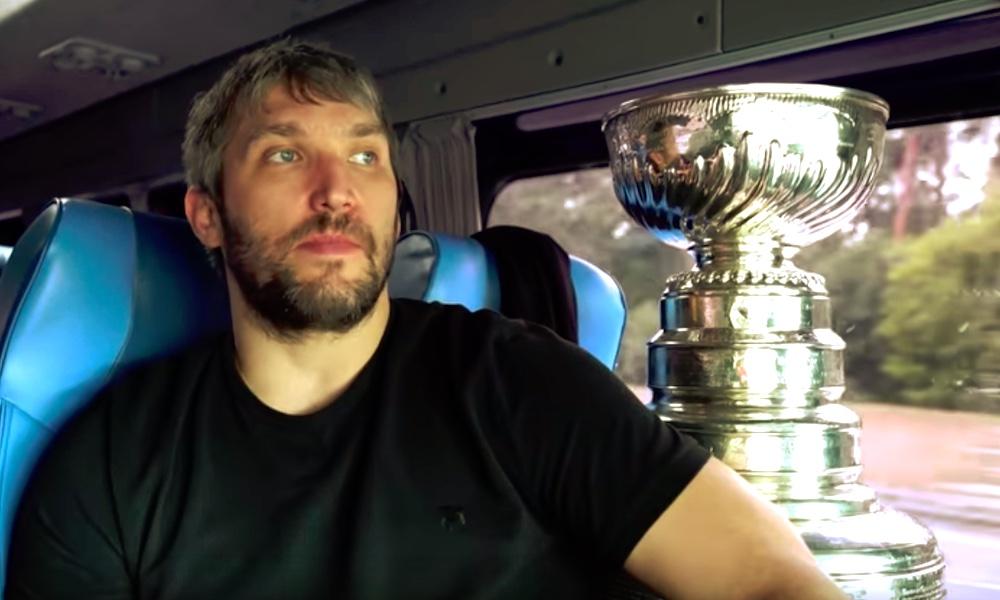 Alexander Ovechkin palaamassa KHL:ään olympialaisten vuoksi?