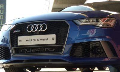 Barcelonan ja Audin sponsorisopimus päättyi.