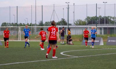 Maailman pisin jalkapallo-ottelu pelattiin Lyonissa.