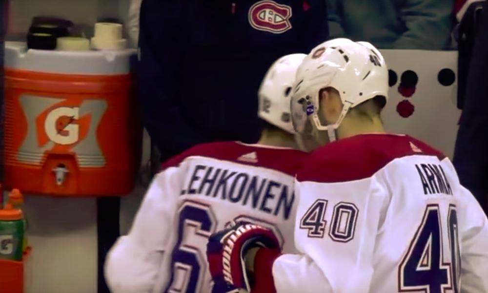 Joel Armia ja Artturi Lehkonen molemmat välimieskäsittelyyn: suomalaishyökkääjien sopimukset Montreal Canadiensin kanssa ovat katkolla.