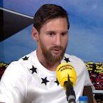 Lionel Messi ei uusi sopimusta ennen Neymarin paluuta.