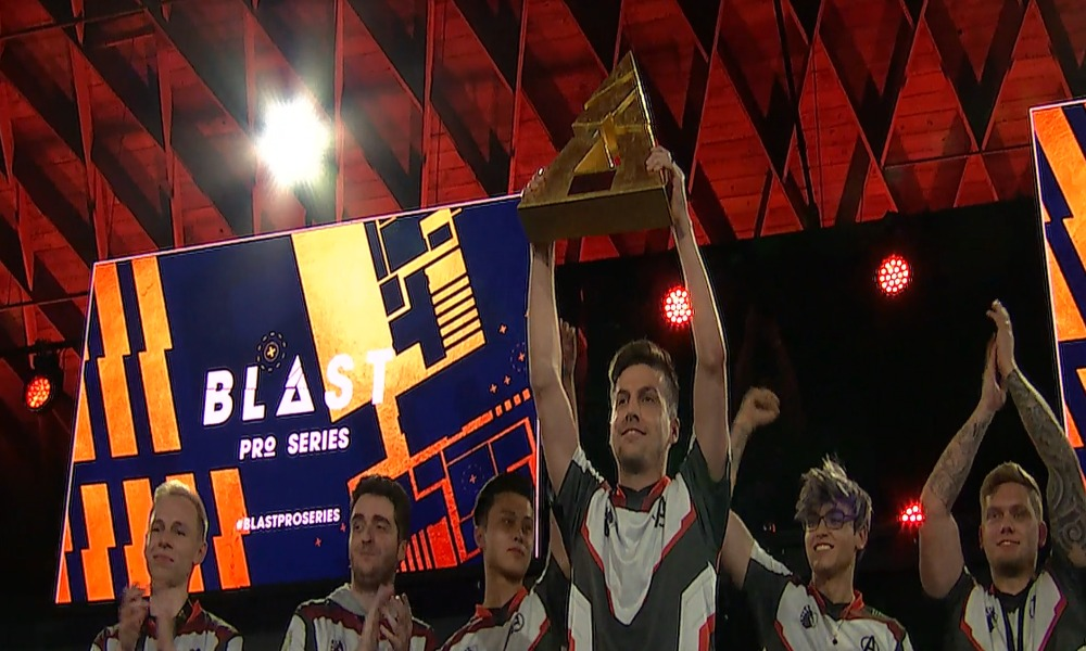 Blast Pro Series Los Angeles 2021