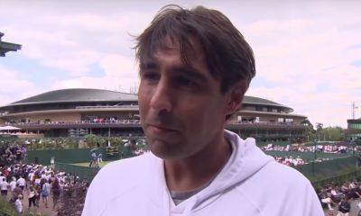 Marcos Baghdatis päätti uransa hävittyään Wimbledonin tennisturnauksessa toisella kierroksellaMatteo Berrettinille erin 3-0.