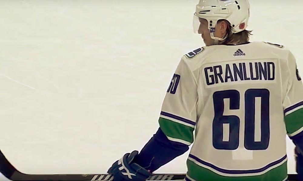 Markus Granlund siirtyy Edmonton Oilersiin: kyseessä on Granlundille jo kolmas kanadalaisseura!