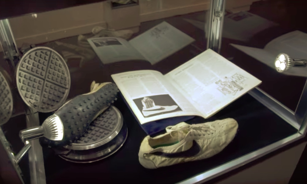 Niken juoksukengät huutokaupattiin yli 400 000 dollarilla: kyseistä paria valmistettiin vuonna 1972 ainoastaan 12 paria.
