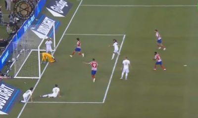Madridin derbyn harjoitusottelu pelattiin USA:ssa.