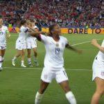 USA:n naiset uusivat jalkapallon maailmanmestaruuden.