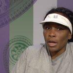 Venus Williams tippui Wimbledonista.