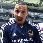 Zlatanin pelipaidassa huvittava virhe, se ei silti ruotsalaishyökkääjää haitannut, sillä hän iski ottelun ainoat maalit ja johdatti joukkueensa voittoon.