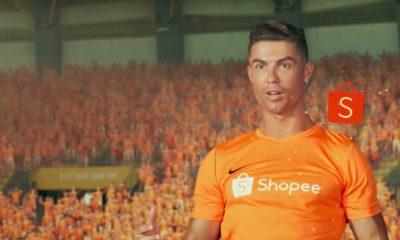 Cristiano Ronaldo ja huonoin mainos koskaan? Koko some nauraa portugalilaiselle ja mainostettavalle yritykselle, Shopeelle.