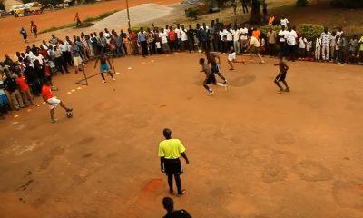 Futsalpelaaja joutui vakavan uhkailun kohteeksi.
