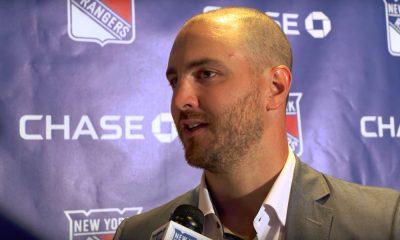 New York Rangersin ulos ostama Kevin Shattenkirk Tampa Bayhin yksivuotisella sopimuksella!