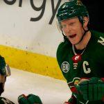 Mikko Koivu vanhin NHL-hyökkääjä; tilanne voi tosin muuttua Joe Thorntonin ja Patrick Marleaun ollessa vielä ilman sopimuksia.