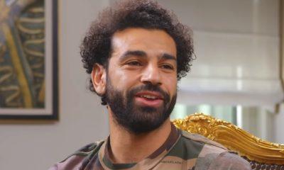 Mohamed Salah lahjoitti 2,5 miljoonaa syöpäsairaalalle.