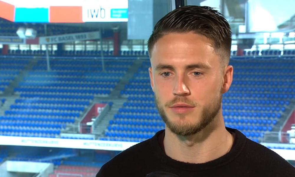FC Baselin Ricky van Wolfswinkel pitkään sivussa aivovamman vuoksi.
