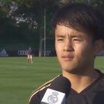 Takefusa Kubo ei pelaa Real Madridin paidassa kaudella 2019-2020.
