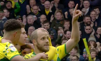 Teemu Pukki maalasi Chelsean verkkoon: suomalainen oli mukana Norwich Cityn molemmissa maaleissa.
