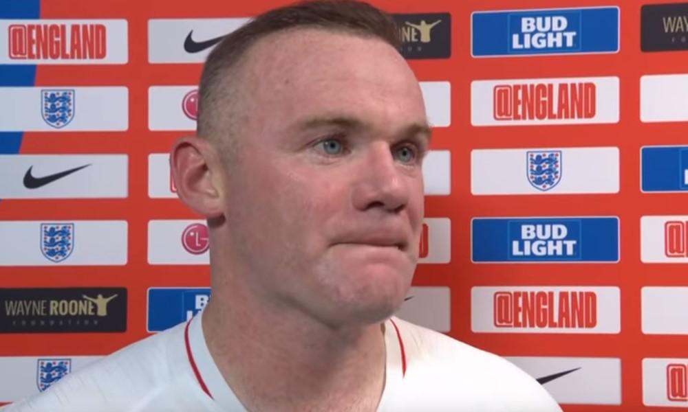 D.C. Unitedia edustava Wayne Rooney siirtyy Derby Countyyn pelaajavalmentajaksi, tammikuussa.