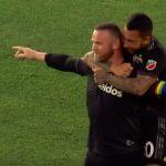 D.C. Unitedissa pelaava Wayne Rooney siirtymässä Derbyyn: hänestä on tulossa Championship-seuran pelaajavalmentaja.