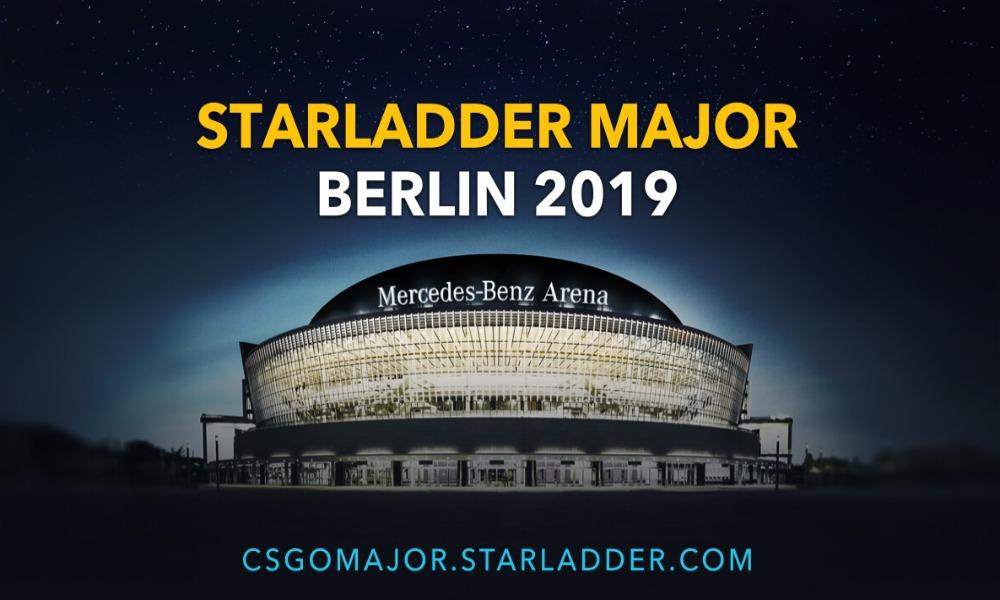 StarLadder Berlin Major 2019 - kiinnostavat otteluparit julkaistu | Urheiluvedot.com