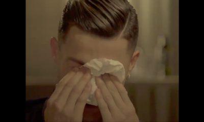 Cristiano Ronaldo näki menehtyneestä isästään videon