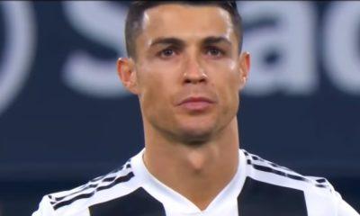 Cristiano Ronaldo Serie A:n toiseksi nopein pelaaja.