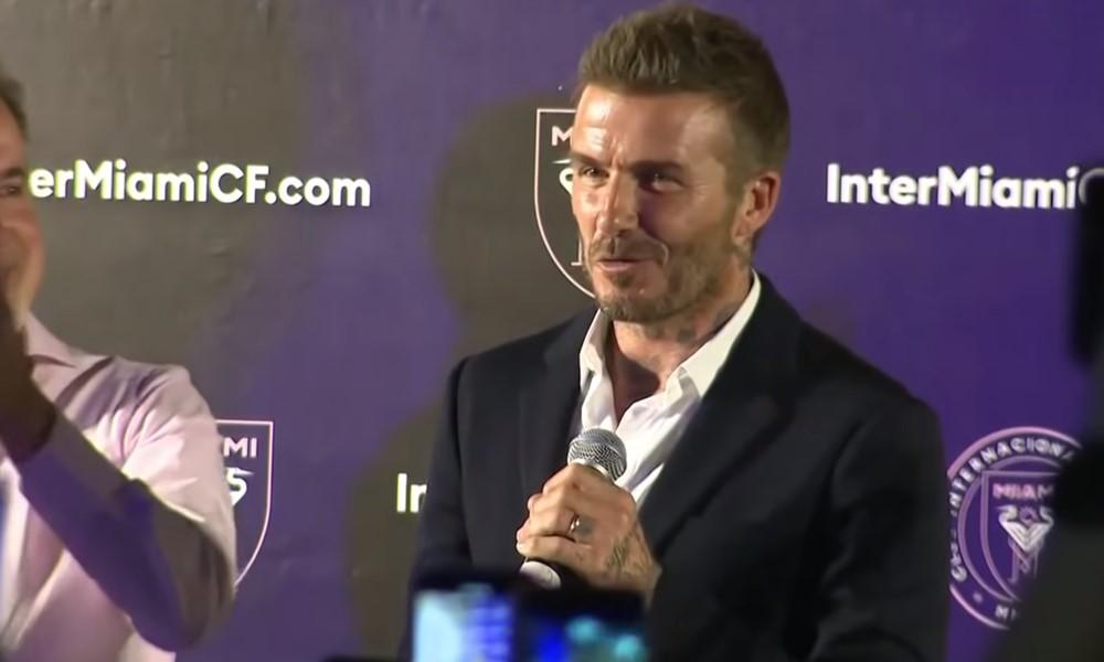 David Beckham kiinnostunut tuomaan Lionel Messin Inter Miamiin.