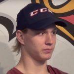 Leijonista tuttu Joel Kiviranta antaa näyttöjä Pohjois-Amerikassa. 23-vuotias hyökkääjä iski nuorten lupausten turnauksessa hattutempun.