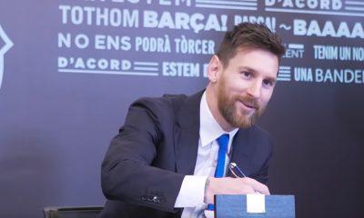 Lionel Messi voi jättää Barcelonan kunkin kauden lopussa.