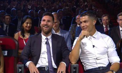 Lionel Messi vastasi Cristiano Ronaldon illalliskutsuun.