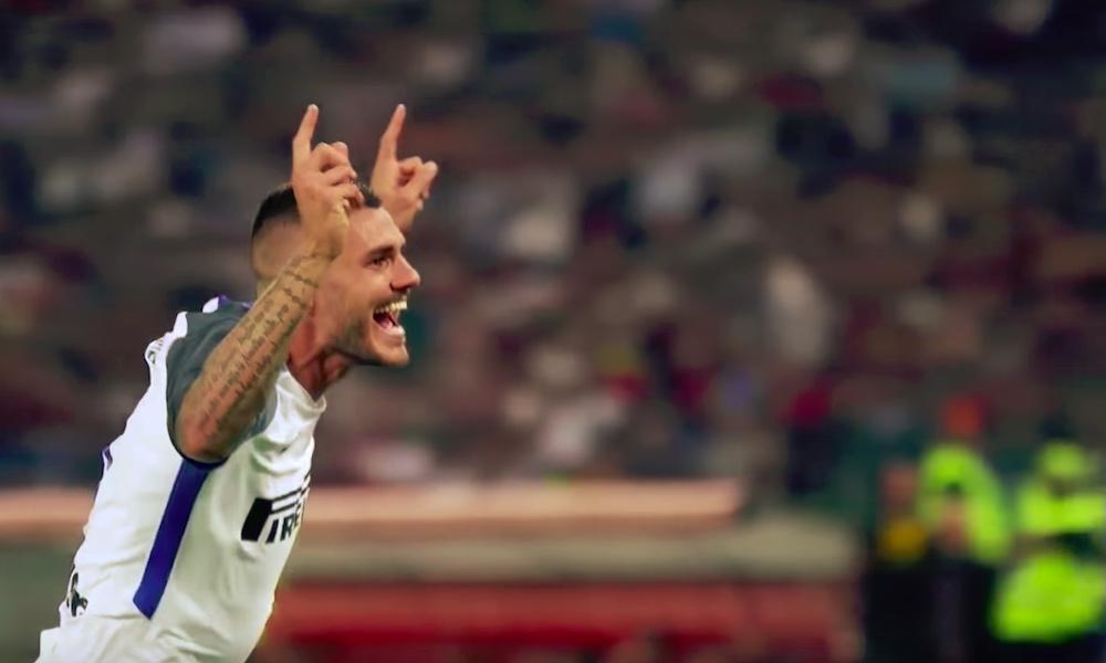 Interin argentiinalainen maalitykki Mauro Icardi PSG:hen yksivuotisella lainasopimuksella.
