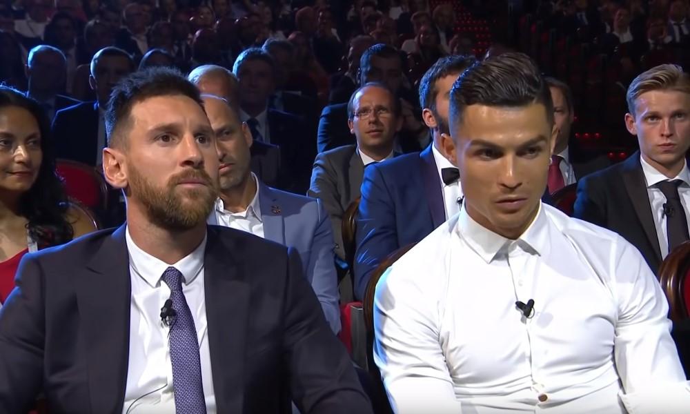 Taiteilija teki uskomattoman luonnoksen Lionel Messistä ja Cristiano Ronaldosta.